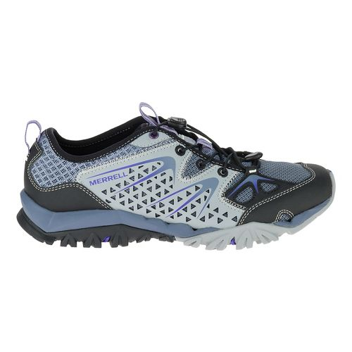 Womens Merrell Capra Rapid Hiking Shoe - Sleet 10