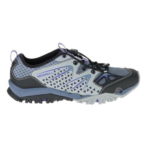 Womens Merrell Capra Rapid Hiking Shoe - Sleet 8