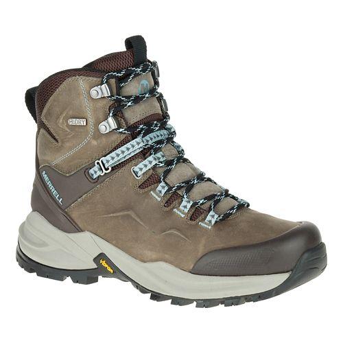 Womens Merrell Phaserbound Waterproof Hiking Shoe - Dark Grey 6.5