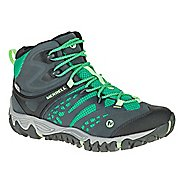 Womens Merrell All Out Blaze Vent Mid Waterproof Hiking Shoe