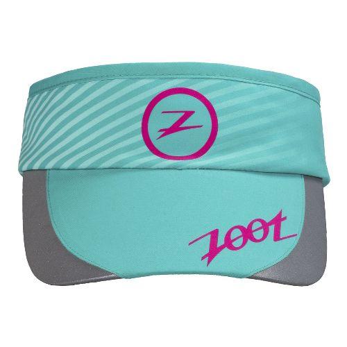 Zoot Stretch Visor Headwear - Aquamarine