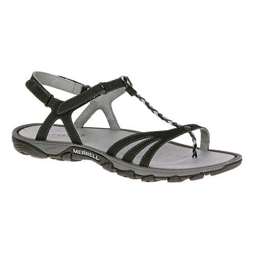 Womens Merrell Enoki Twist Hiking Shoe - Black 8