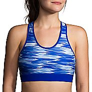 Womens Brooks SureShot Racer Sports Bras