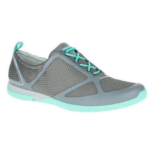 Womens Merrell Ceylon Sport Lace Casual Shoe - Castlerock 9