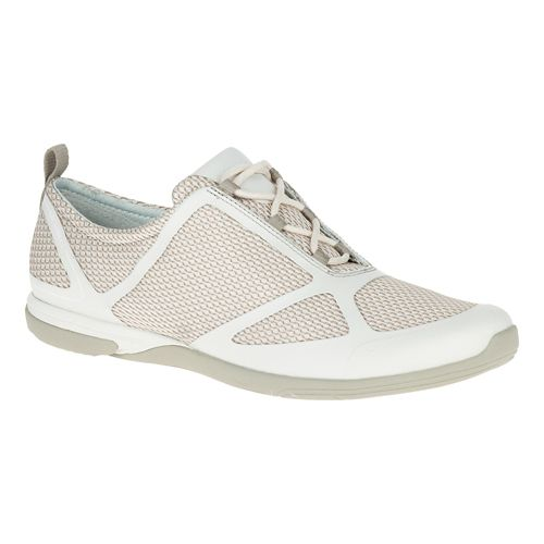Womens Merrell Ceylon Sport Lace Casual Shoe - Taupe 8