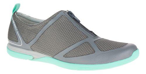 Womens Merrell Ceylon Sport Zip Casual Shoe - Castlerock 8.5