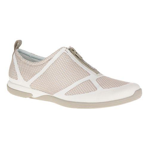 Womens Merrell Ceylon Sport Zip Casual Shoe - Taupe 10