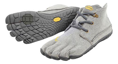 Mens Vibram FiveFingers CVT-Wool Casual Shoe - Grey 44
