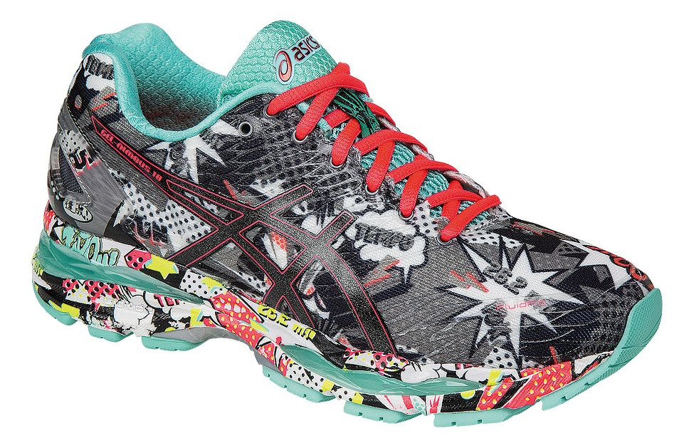 ASICS GEL-Nimbus 18 Comic Running Shoe