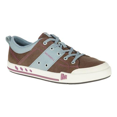 Womens Merrell Rant Casual Shoe - Slate Black 8.5