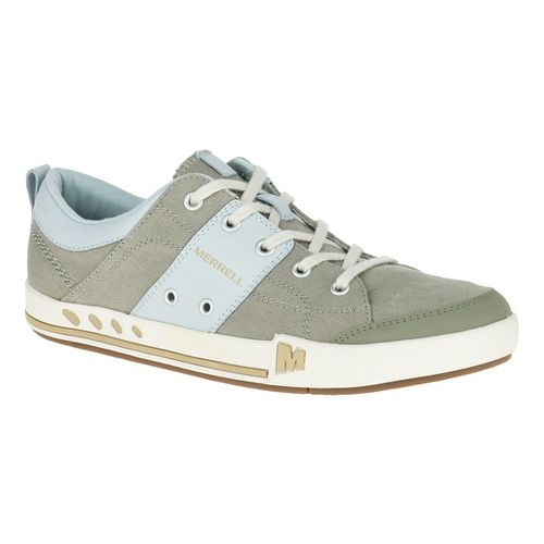 Womens Merrell Rant Casual Shoe - Putty 10.5