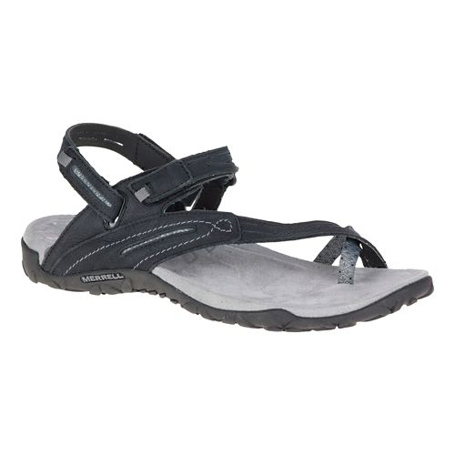 Womens Merrell Terran Convertible II Sandals Shoe - Black 10