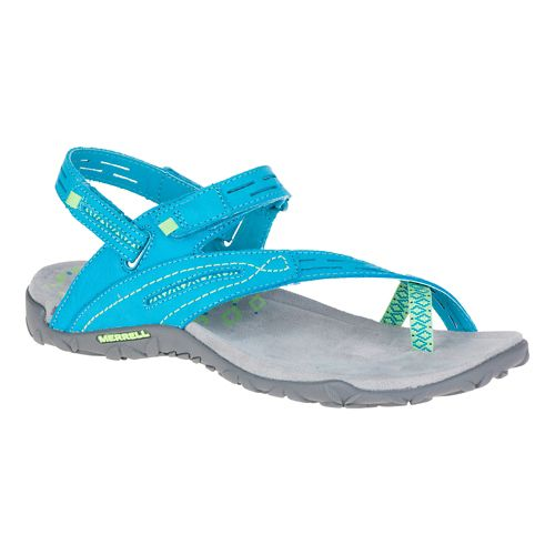 Womens Merrell Terran Convertible II Sandals Shoe - Teal 7