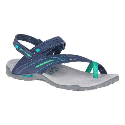 Womens Merrell Terran Convertible II Sandals Shoe - Navy 5