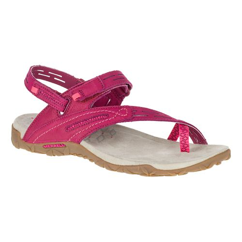 Womens Merrell Terran Convertible II Sandals Shoe - Fuchsia 7