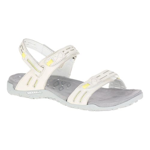Womens Merrell Terran Strap II Sandals Shoe - White 6