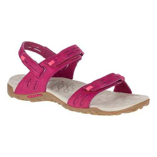 Womens Merrell Terran Strap II Sandals Shoe - Fuchsia 8