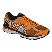 Mens ASICS GT-2000 4 Lite-Show PG Running Shoe - Orange/Black 8.5