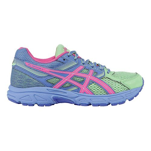 Kids ASICS GEL-Contend 3 Running Shoe - Pistachio/Lavender 3.5Y