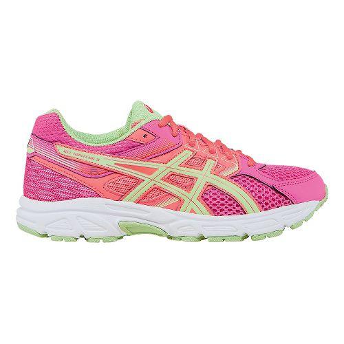 Kids ASICS GEL-Contend 3 Running Shoe - Hot Pink/Pistachio 6Y
