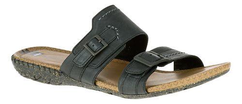Womens Merrell Whisper Slide Sandals Shoe - Black 11