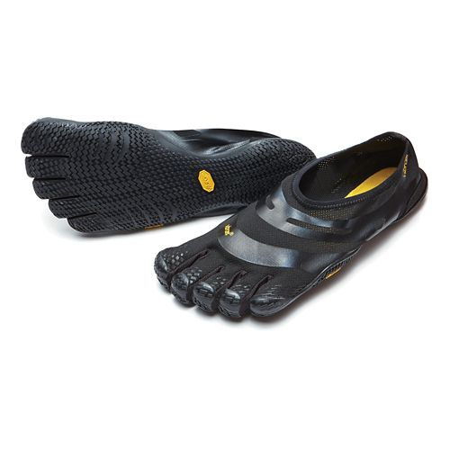 Mens Vibram FiveFingers EL-X Cross Training Shoe - Black 48