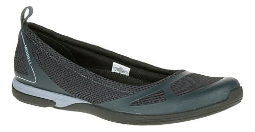 Womens Merrell Ceylon Sport Ballet Casual Shoe - Black 10