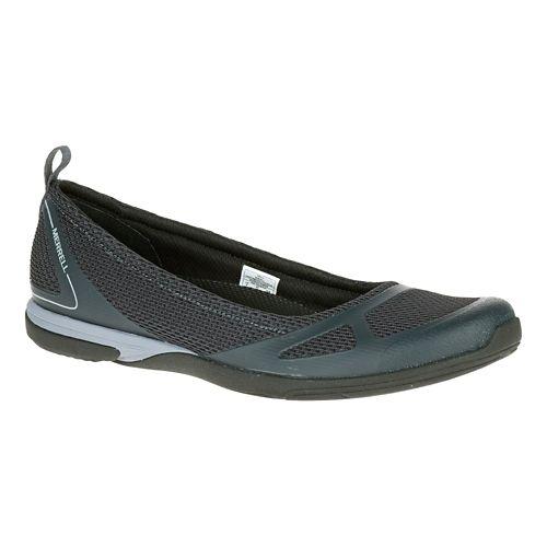 Womens Merrell Ceylon Sport Ballet Casual Shoe - Black 8