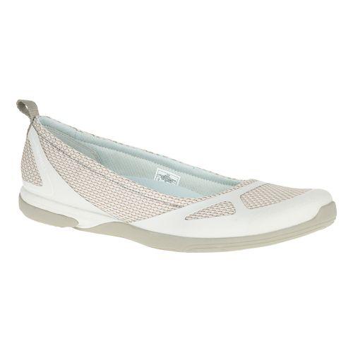 Womens Merrell Ceylon Sport Ballet Casual Shoe - Taupe 10