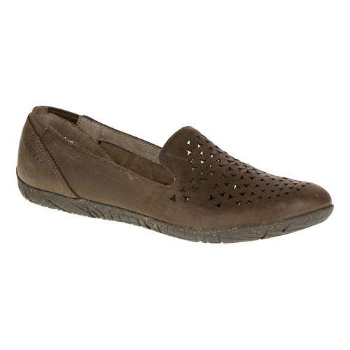 Womens Merrell Mimix Romp Casual Shoe - Tan 10