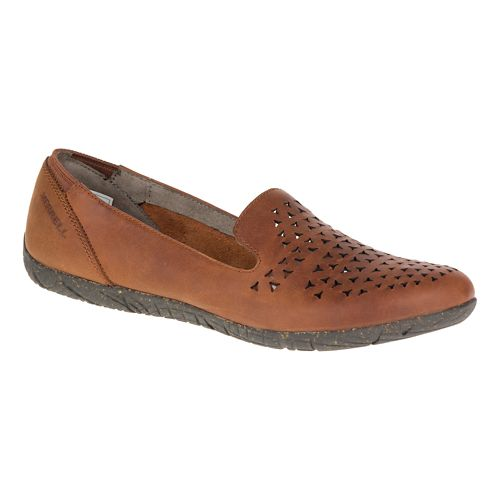 Womens Merrell Mimix Romp Casual Shoe - Tan 9