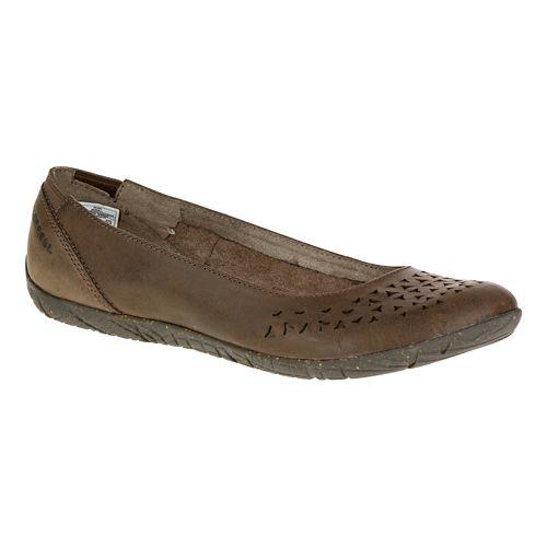Womens Merrell Mimix Joy Casual Shoe - Brown 8