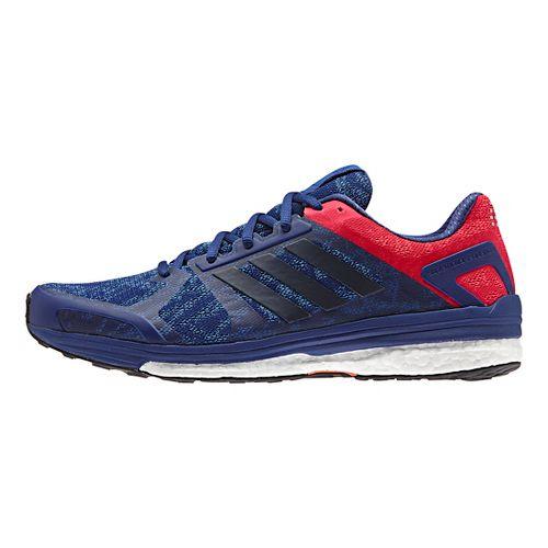 Mens adidas Supernova Sequence 9 Running Shoe - Ink/Navy/Ray Blue 7.5