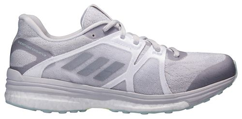 Womens adidas Supernova Sequence 9 Running Shoe - Grey/Silver 10.5