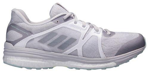 Womens adidas Supernova Sequence 9 Running Shoe - Grey/Silver 6.5