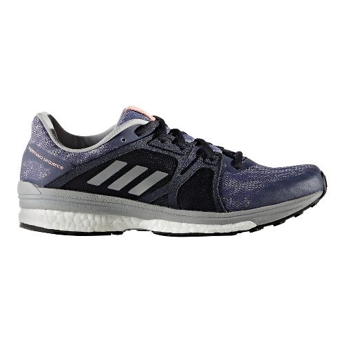 Womens adidas Supernova Sequence 9 Running Shoe - Purple/Grey 10.5