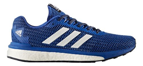Mens adidas Vengeful Running Shoe - Royal/White 10.5