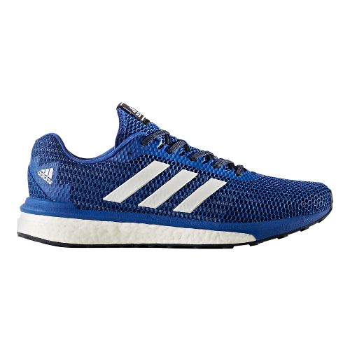 Mens adidas Vengeful Running Shoe - Royal/White 11.5