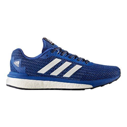 Mens adidas Vengeful Running Shoe - Royal/White 9.5