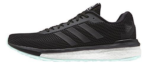 Womens adidas Vengeful Running Shoe - Black/Black 10
