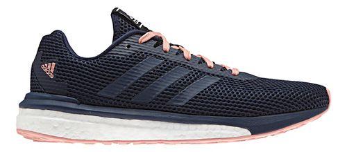 Womens adidas Vengeful Running Shoe - Black/Black 11