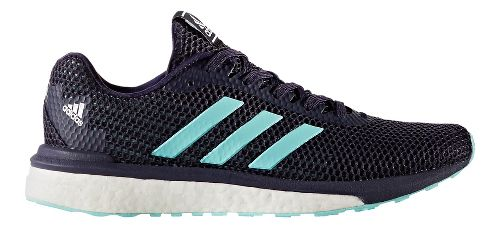 Womens adidas Vengeful Running Shoe - Navy/Aqua 10.5