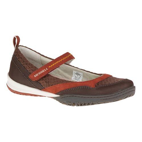 Womens Merrell Albany Rift MJ Casual Shoe - Arabian Spice 10