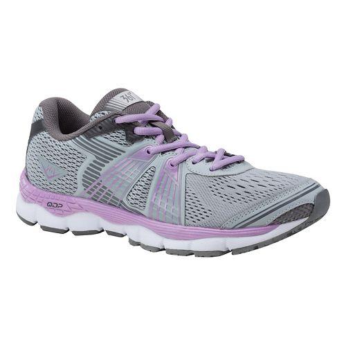 Womens 361 Degrees Shield Running Shoe - High-Rise/Lilac 6.5