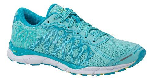 Womens 361 Degrees KgM2 Running Shoe - Aruba/Blue 11.5