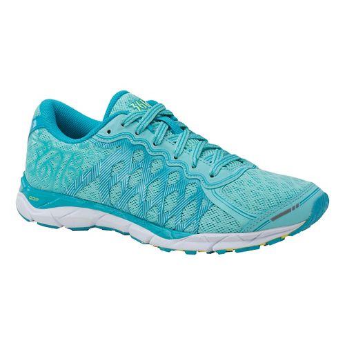 Womens 361 Degrees KgM2 Running Shoe - Aruba/Blue 10.5