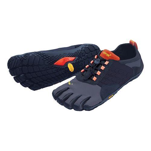 Mens Vibram FiveFingers Trek Ascent Trail Running Shoe - Deep Pond 40