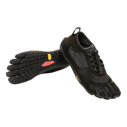 Mens Vibram FiveFingers Trek Ascent LR Trail Running Shoe - Black 43