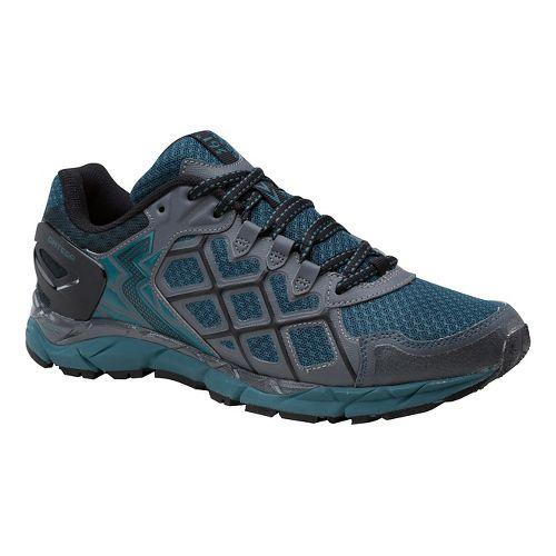 Mens 361 Degrees Ortega Trail Running Shoe - Castlerock/Balsam 10.5