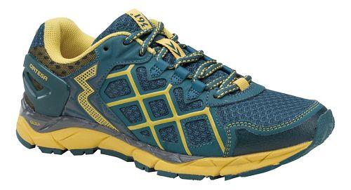 Womens 361 Degrees Ortega Trail Running Shoe - Balsam/Bamboo 9.5